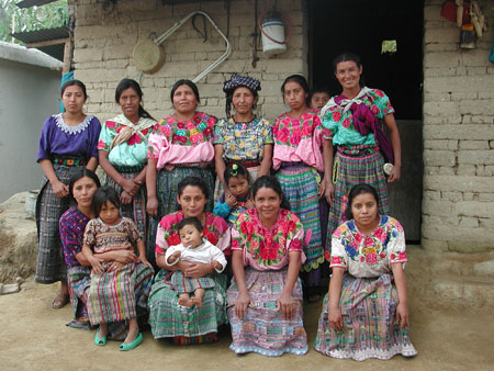 women-of-guatemala